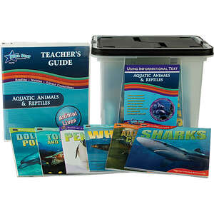 TCR5037 Aquatic Animals & Reptiles Complete Program Image