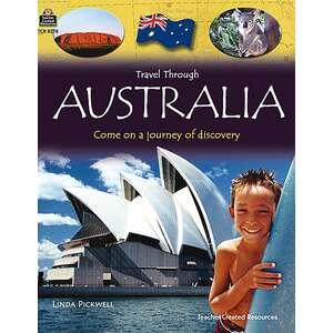 TCR51083 Travel Through: Australia Set (6 bks) Image