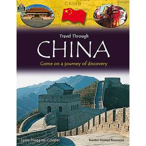 TCR51085 Travel Through: China Set (6 bks) Image